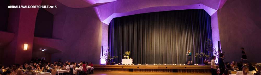 Festsaal Waldorfschule Wangen